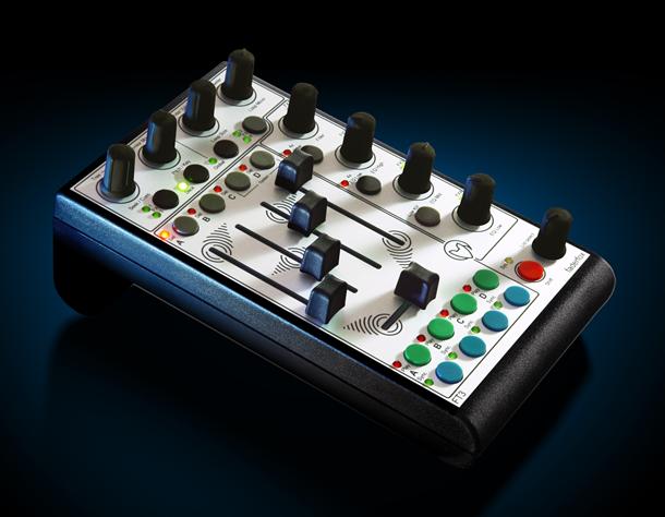 FADERFOX FT3 DJ CONTROLLER
